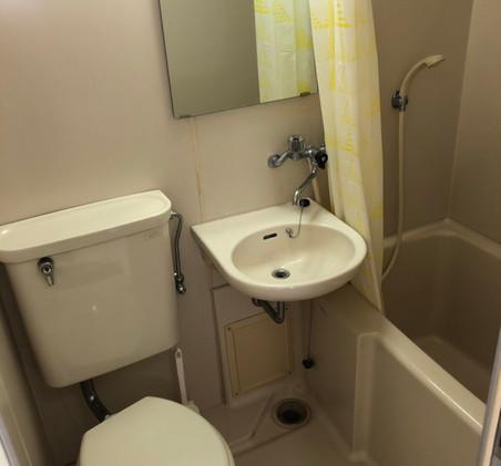 浴室&廁所