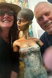 Hugo Rivera's Gallery in Laguna Beach, CA