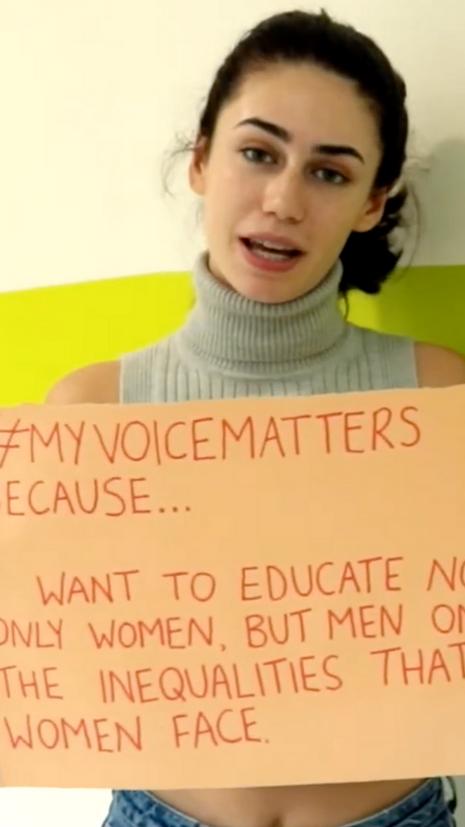 My Voice Matters (UK 2019)