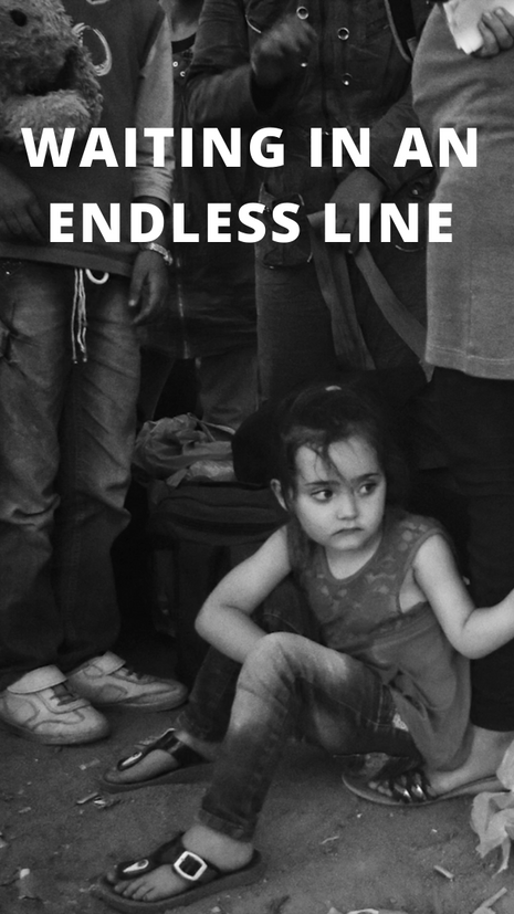 Waiting in an Endless Line