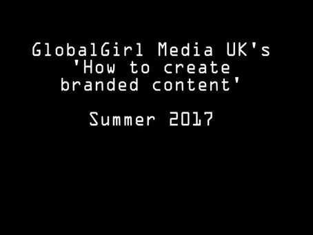 Watch our impact video: How to create branded content