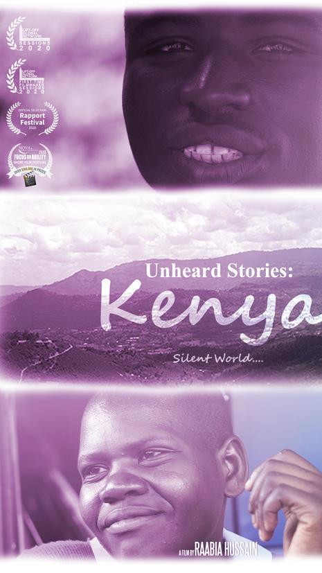 Unheard Stories: Kenya's Deaf