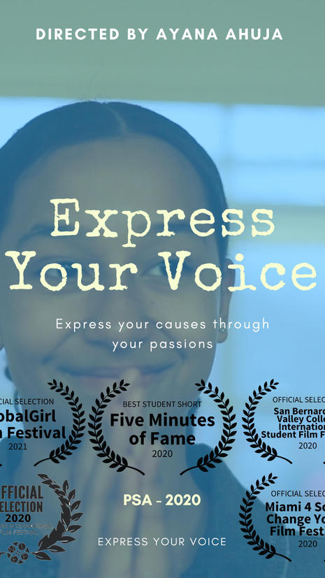 Express Your Voice