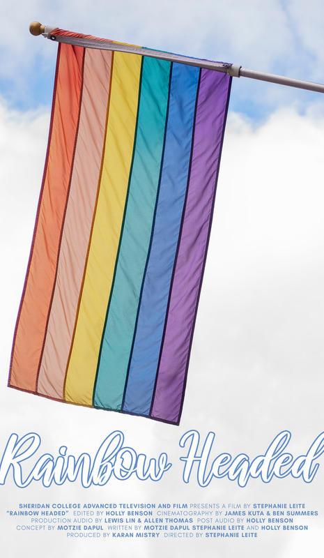 Rainbow Headed