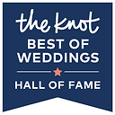 HALL OF FAME BEST OF WEDDINGS THE KNOT