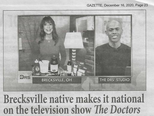Lisa Stewart in the Cleveland Gazette