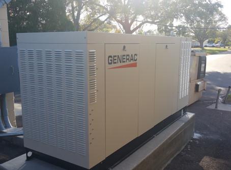 New Backup Power Generator