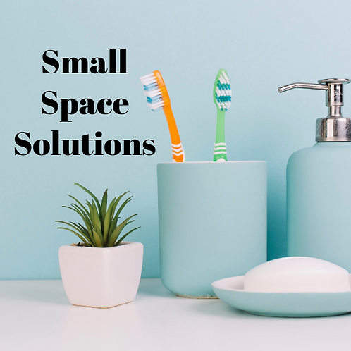 Small Space Solutions Article