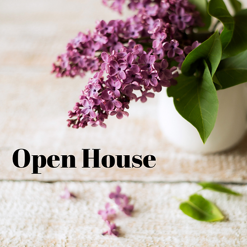 Open House Article
