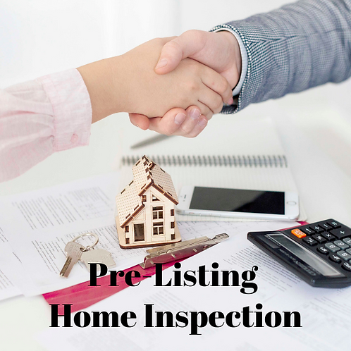 Pre-Listing Home Inspection Article