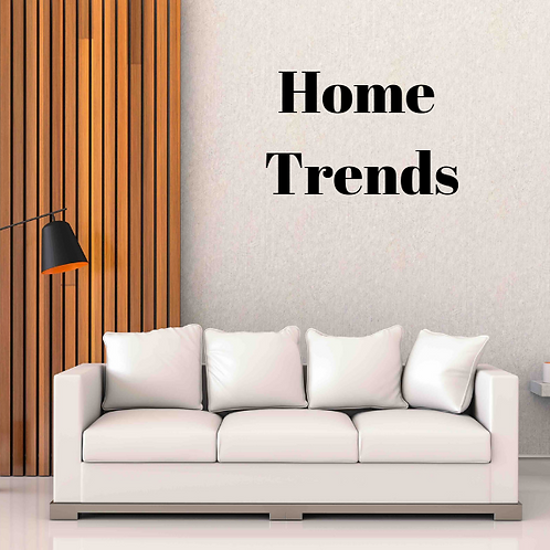 Home Trends Article