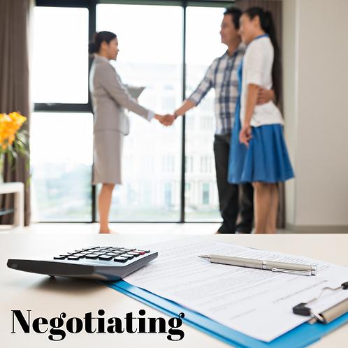 Negotiating Article