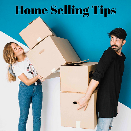 Home Selling Tips Article