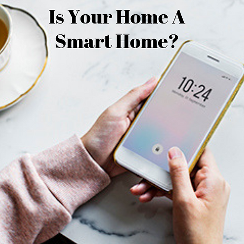 Is Your Home A Smart Home Article