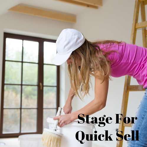 Stage For Quick Sell Article