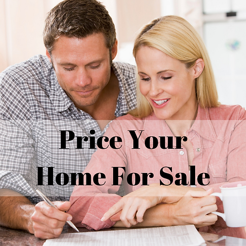 Price Your Home For Sale Article