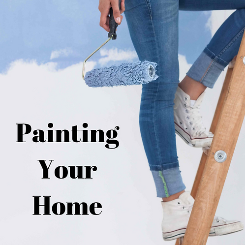 Painting Your Home Article