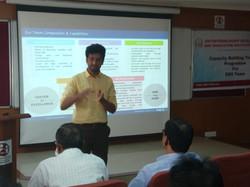 Capacity Development Program @EDII-TN Chennai