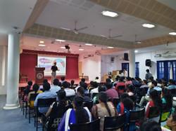 Presentation at JIM