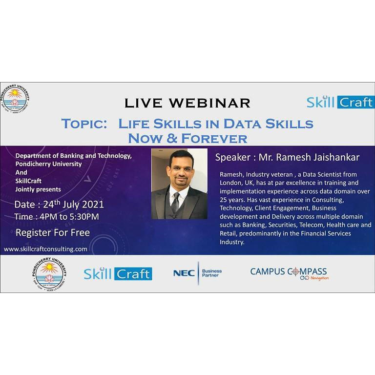 Life Skills in Data Skills
