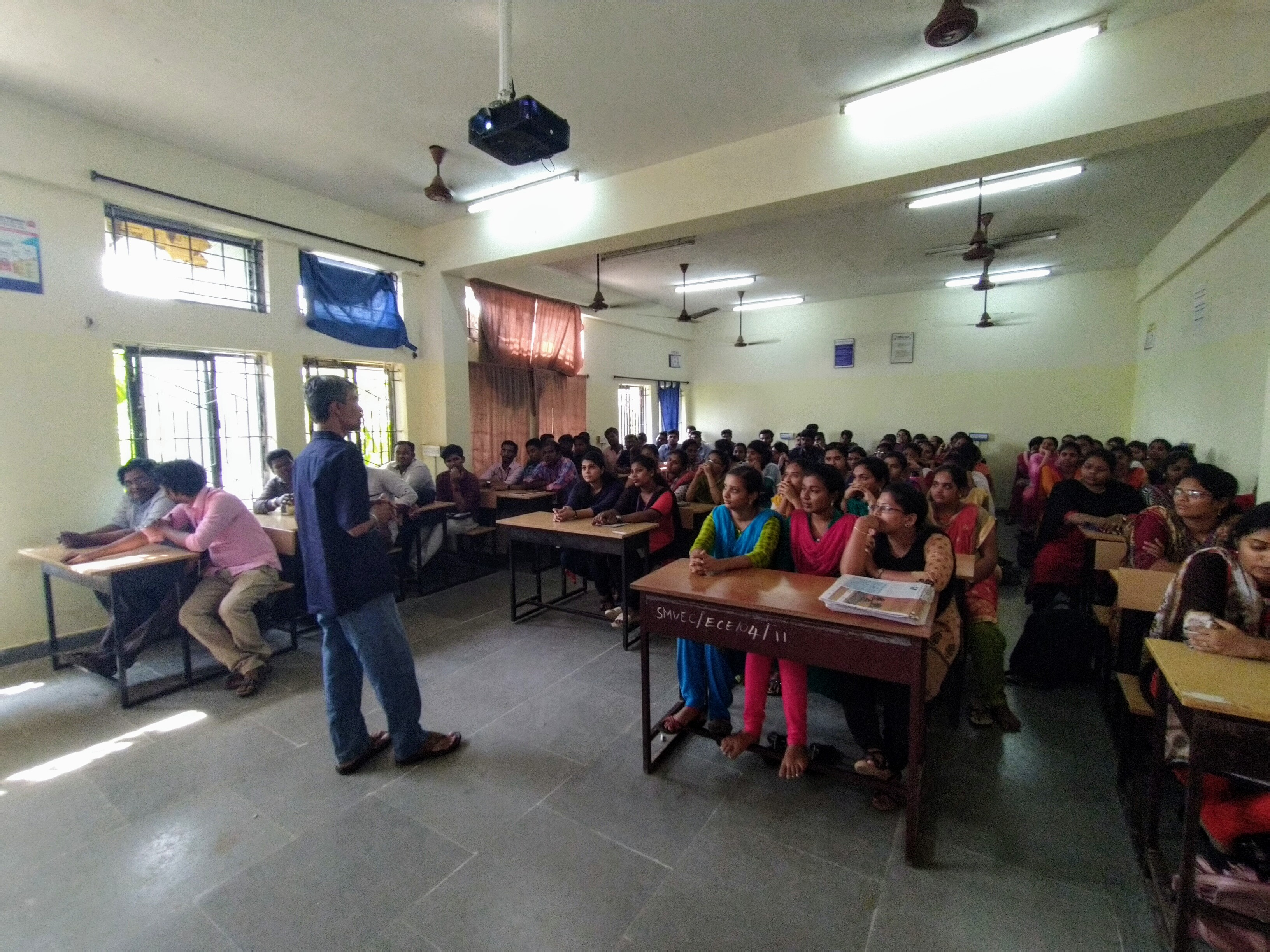 Manakula Vinayagar College