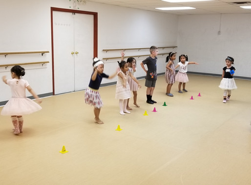 Future Stars: A Program for Young Dancers