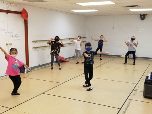 Dance Safe with Maples Academy of Dance