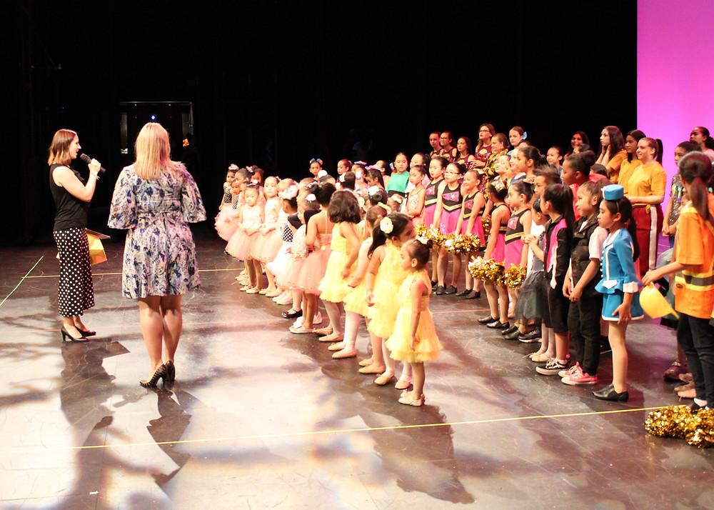 Winnipeg dance recital