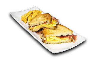 Sándwich Ibérico Ñam