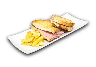Sándwich Mixto Ñam