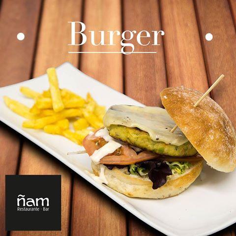 #ñamrestaurantes #burgers #hamburguesas