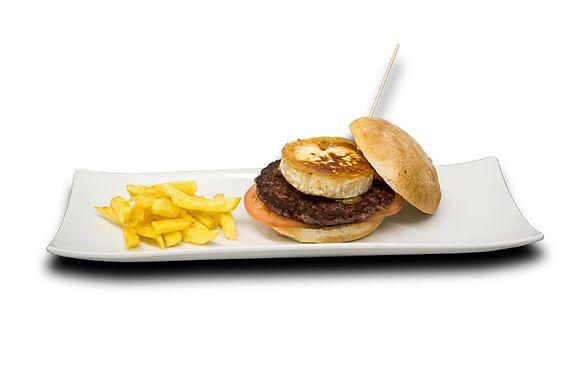 Hamburguesa Grillé Ñam
