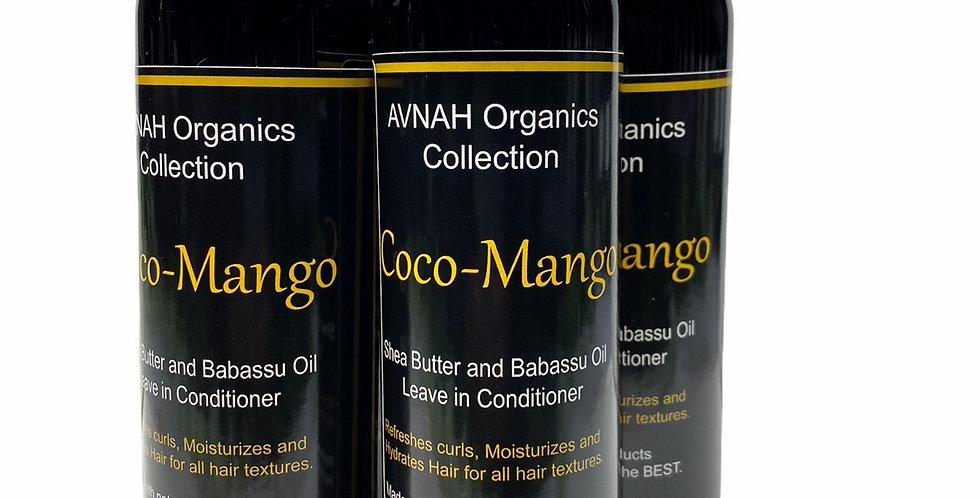 Coco Mango Leave in Conditioner