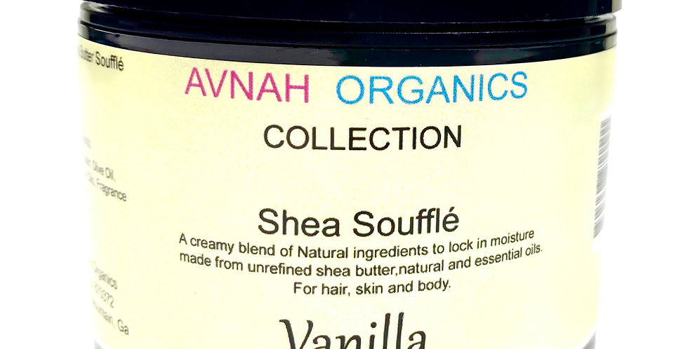 Vanilla Shea Souffle