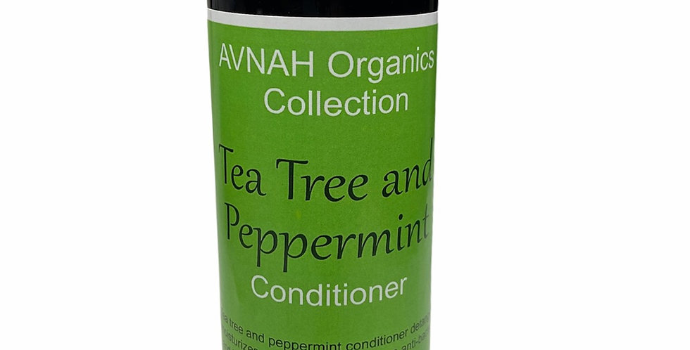 Tea Tree and Peppermint Conditioner