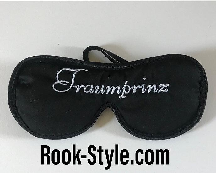 Schlafbrille Schlafmaske Reisebrille Geschenkidee