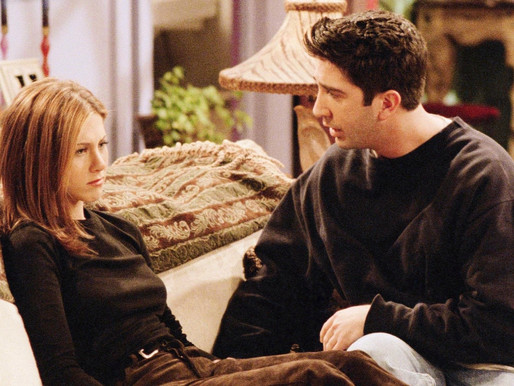 """La discusión eterna: David Schwimmer (Ross) deja en claro si estaban o no en un """"break"""" con Rachel"""