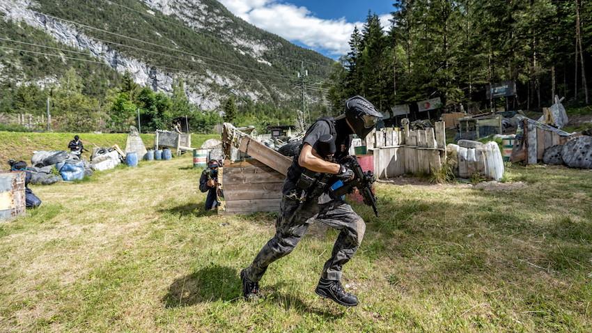 Paintball Tirol