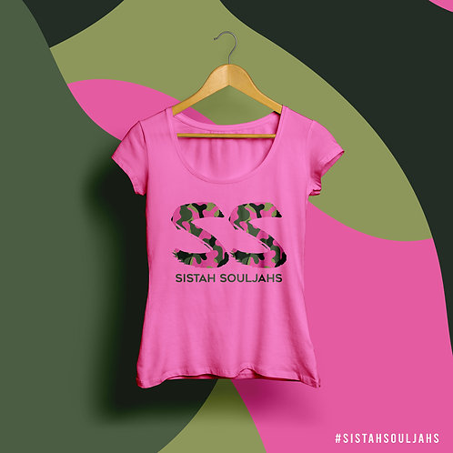Signature Pink Basic Women's Tee