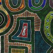 'Thorny Lizard' (detail) by Sharon Turner