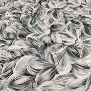 'Bush Leaf Medicine' (detail) by Jacinda Hayes