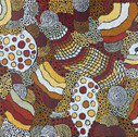 'Women's Ceremony' by Nellie Marks Nakamarra