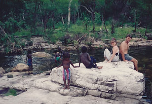 1994 Reg & Deb Mason living in Arnhemlan