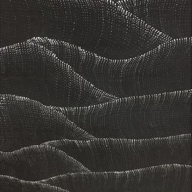 'Sand Hill Dreaming' (detail) by Debbie Napaltjarri Brown