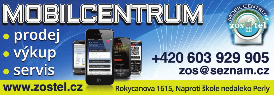 ZOS Tel Mobil centrum