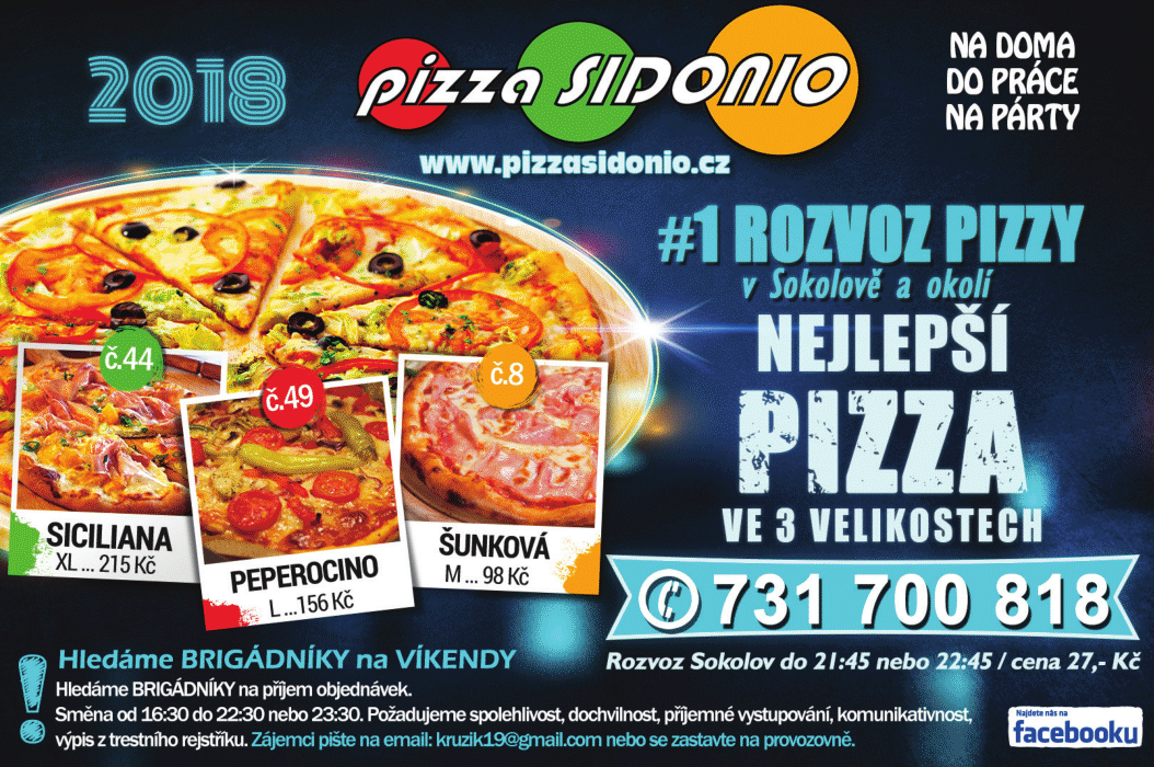 Pizza Sidonio