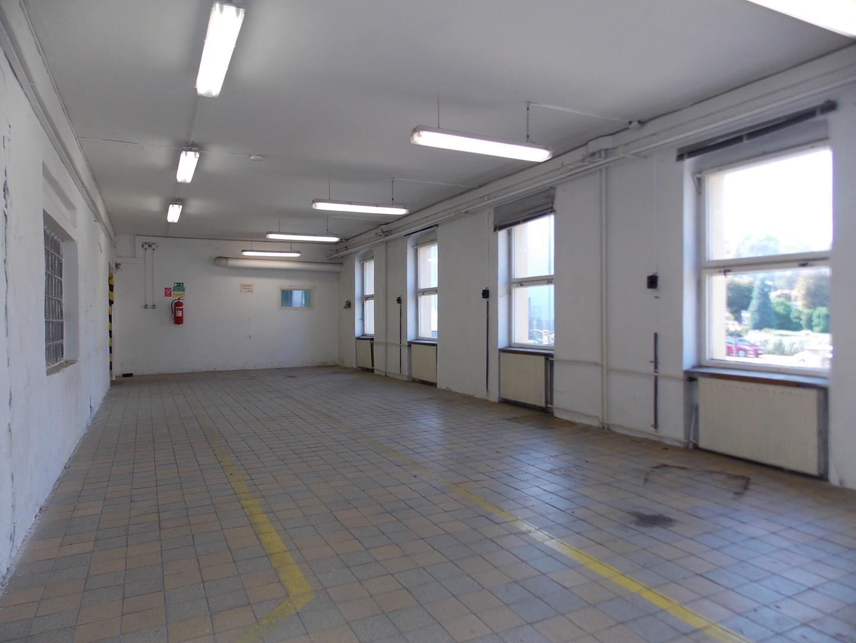 Výrobní prostor šiček
