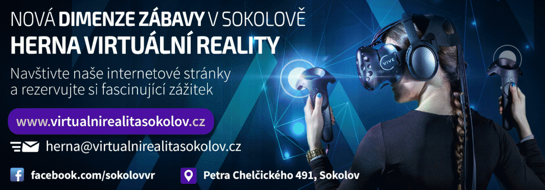 Herna virtuální reality