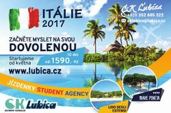 CK Lubica - Letní sezóna
