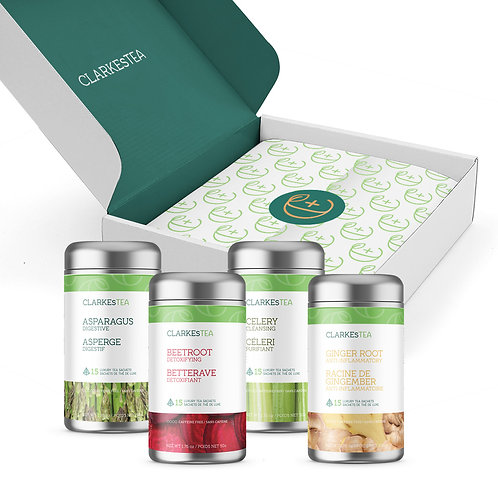 Veggie Boost Mixer Gift Box